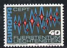 Liechtenstein 1972 Europa unmounted mint, SG 552