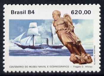 Brazil 1984 Naval Museum SG 2062