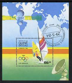 Guinea - Bissau 1984 Los Angeles Olympics m/sheet unmounted mint, SG MS 903