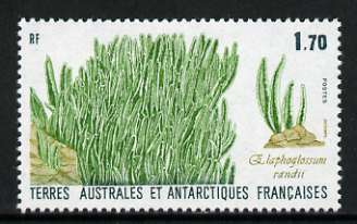 French Southern & Antarctic Territories 1988 Elephant Grass 1f 70 unmounted mint, SG 232
