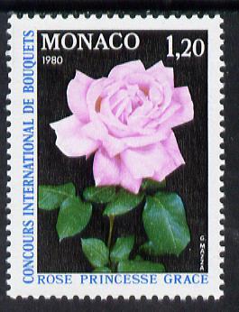 Monaco 1979 Monte Carlo Flower Show (Rose) SG 1409
