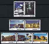 Australia 1979 National Parks perf set of 7 unmounted mint SG 708-14