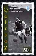 Gairsay 1996 Great Sporting Events - Football 50p - Moore of West Ham in 1922-23 FA Cup Final, unmounted mint