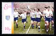 Easdale 1996 Great Sporting Events - Football 10p - Tottenham Hotspur Winners of 1961-62 FA Cup Final, unmounted mint