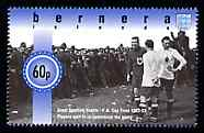 Bernera 1996 Great Sporting Events - Football 60p - 1922-23 FA Cup Final, unmounted mint