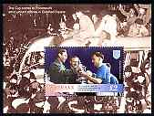 Easdale 1996 Great Sporting Events - Football \A32 perf m/sheet - Portsmouth Winners 1938-39 FA Cup Final, unmounted mint