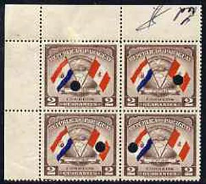 Paraguay 1945 President