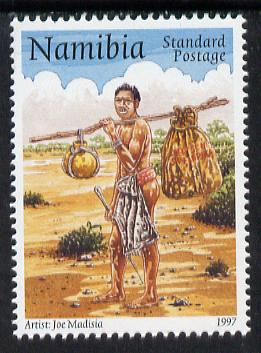 Namibia 1997 World Post Day (Postman) unmounted mint SG 739*