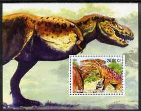 Congo 2002 Dinosaurs #18 unmounted mint