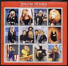Touva 2002 Stevie Nicks, the Queen of Rock