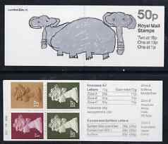 Booklet - Great Britain 1988 London Zoo #4 (Child