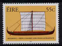 Ireland 2007 Viking Heritage 55c unmounted mint