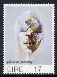 Ireland 1977 Contemorary Irish Art (9th issue) unmounted mint SG 408
