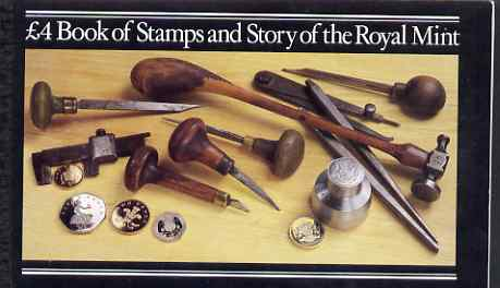Booklet - Great Britain 1983 Story of the Royal Mint \A34 Prestige booklet complete and very fine, SG DX4