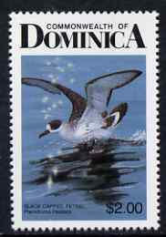 Dominica 1987 Birds $2 Petrel unmounted mint SG 1049