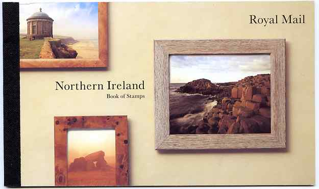 Booklet - Great Britain 1994 Northern Ireland \A36.04 Prestige booklet complete and very fine, SG DX16