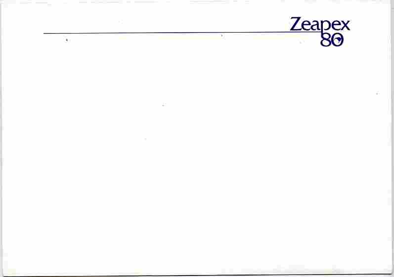 New Zealand 1980 Anniversaries m/sheet containing set of 3 for 125th Anniversary of first NZ Stamp unmounted mint in Official Zeapex presentation folder, SG MS 1216