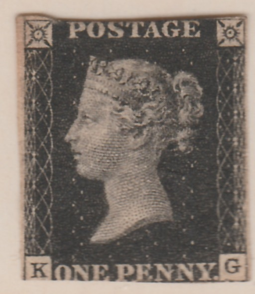 Great Britain 1840 QV 1d black
