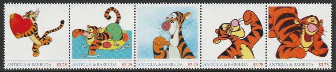 Antigua & Barbuda unissued Walt Disney