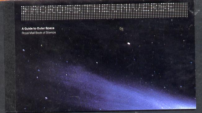 Booklet - Great Britain 2002 Across the Universe \A36.83 Prestige booklet complete & very fine SG DX29