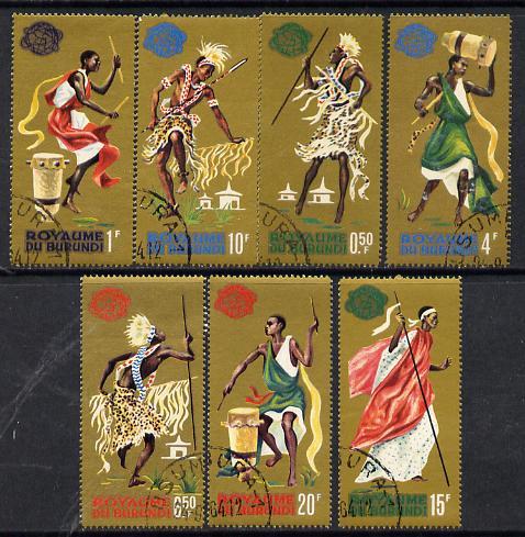 Burundi 1964 World
