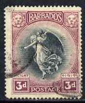 Barbados 1920-21 Victory MCA 3d used SG 206