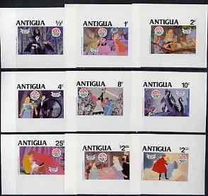 Antigua 1980 Christmas - Disney