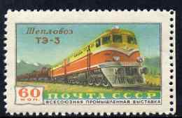 Russia 1958 Diesel-Electric Locomotive 60k unmounted mint SG2299