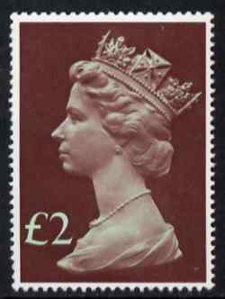 Great Britain 1977-87 Machin - Large Format \A32 unmounted mint SG 1027