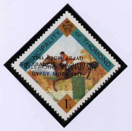 Thomond 1967 Show jumping 1.5d (Diamond-shaped) with