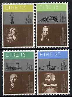 Ireland 1981 Science & Technology perf set of 4 unmounted mint, SG 474-7