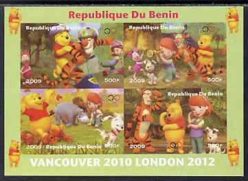 Benin 2009 Olympic Games - Disney
