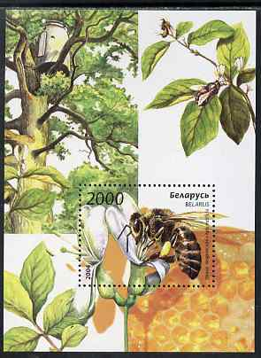 Belarus 2004 Insects perf m/sheet unmounted mint SG MS 602