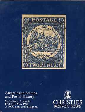 Auction Catalogue - Australasia - Christie