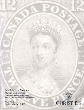 Auction Catalogue - British North America - Christie