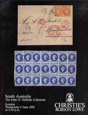 Auction Catalogue - South Australia - Christie