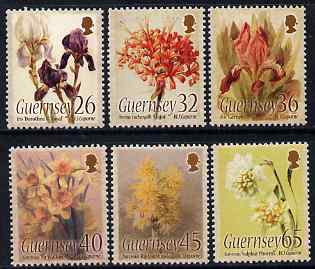 Guernsey 2005 Birth Centenary of William J Caparne set of 6 unmounted mint, SG 1065-70