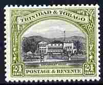 Trinidad & Tobago 1935-37 Government House 24c P13x12.5 unmounted mint SG 236a