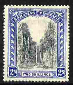 Bahamas 1921-29 Queen