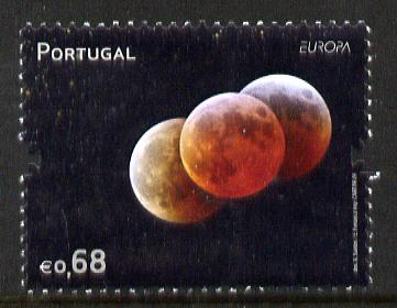 Portugal 2009 Europa - Astronomy 68c unmounted mint SG 3655