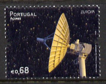 Portugal - Azores 2009 Europa - Astronomy 68c unmounted mint SG 648