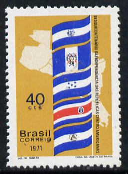 Brazil 1971 150th Anniversary of Independence unmounted mint SG 1328