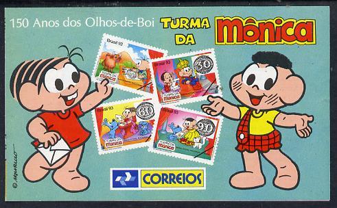 Booklet - Brazil 1993 Monica II